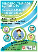Weiter lesen   Sportfest für die ganze Familie am 23.09.18 von 11 -15 Uhr
