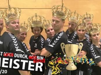 Volleyball (HM2): Der Meister ist gefunden
