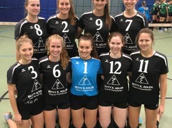 Volleyball (D1): Die Adler ohne Krallen im Lokalderby