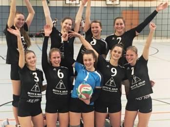 Volleyball (D1): Die nächste Herausforderung heißt Landesliga